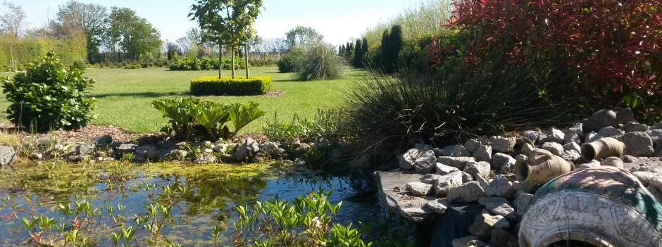 Waterval Landgoed Huis ten Dorp